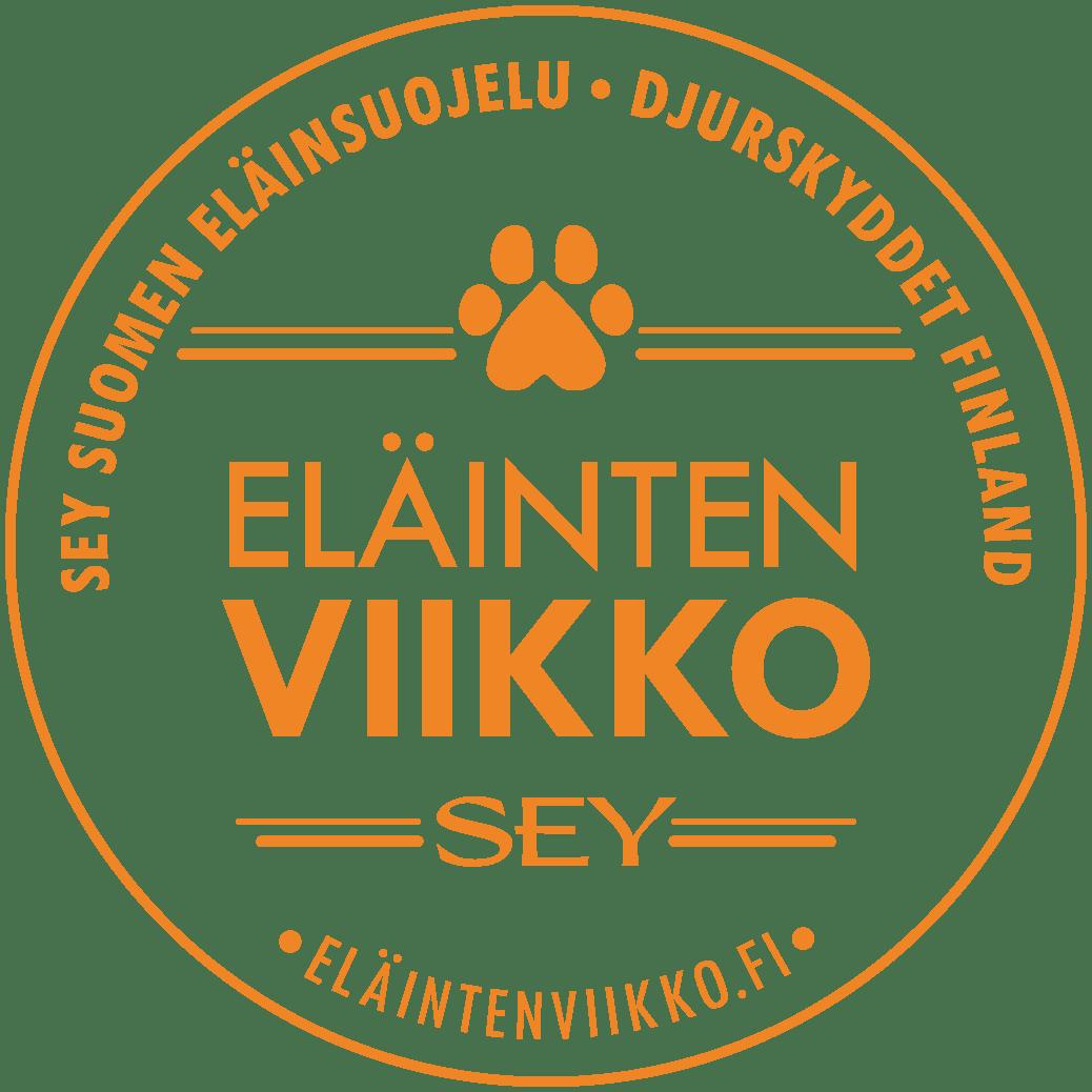 SEY Eläinten viikon logo