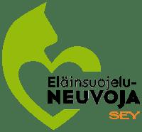 SEYn vapaaehtoisten eläinsuojeluneuvojien logo.